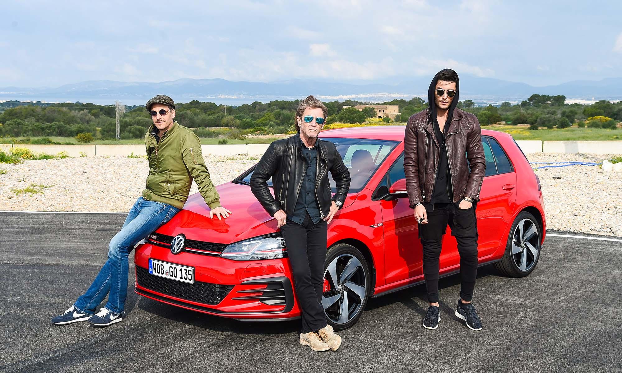 VW Golf Stars